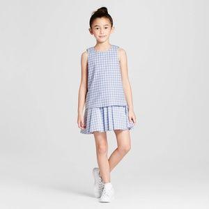 Victoria Beckham Target Large Gingham dress-size L
